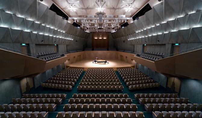 音楽ホール|日立市民科学文化財...